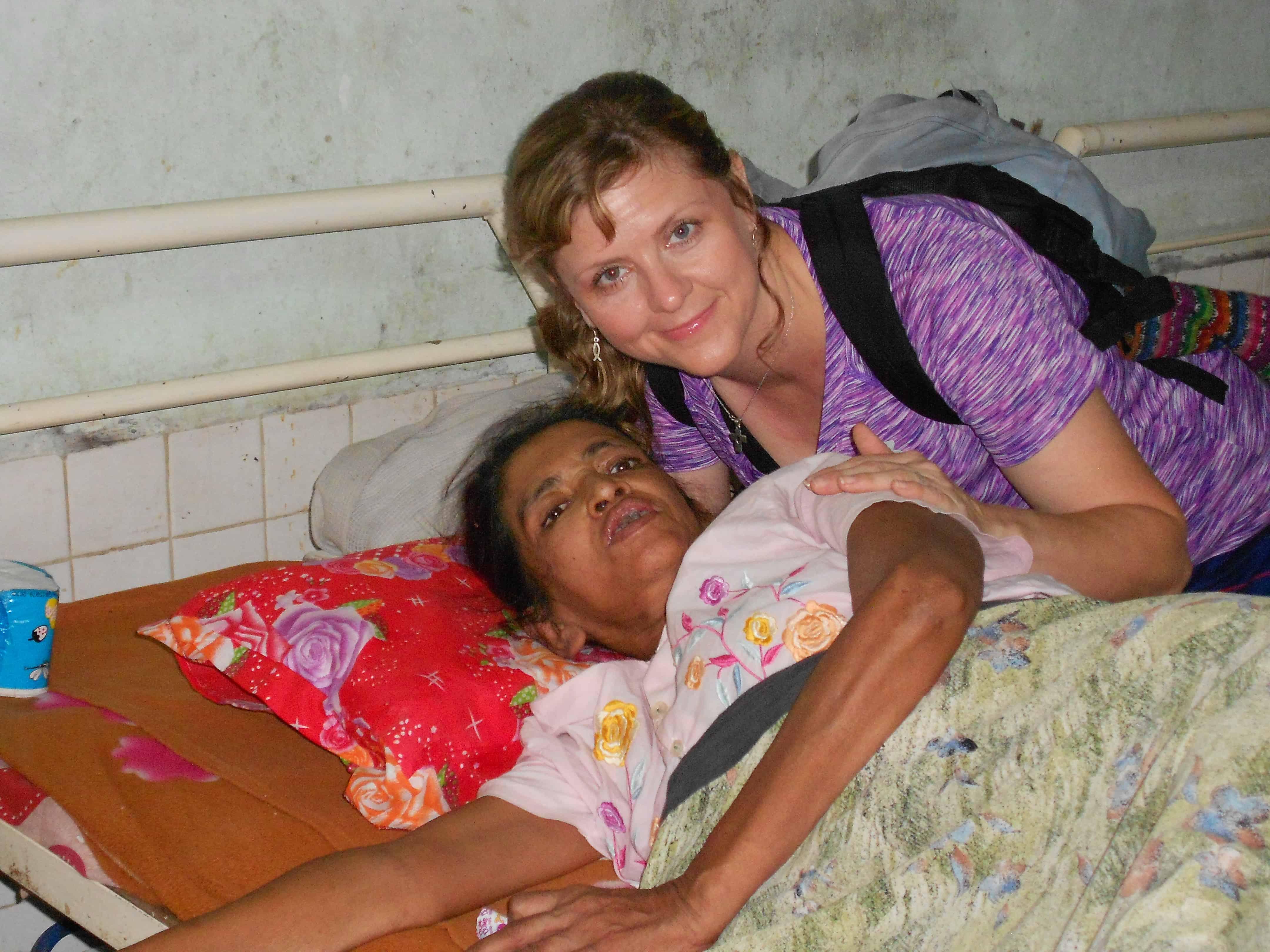 The Leprosy Hospital